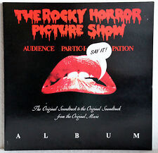 "12"" Vinyl THE ROCKY HORROR PICTURE SHOW"