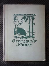 O. F. Heinrich - Grenzwald Kinder