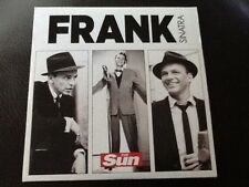 FRANK SINATRA . RARE RECORDINGS . PROMO ISSUE  10 track NR. MINT C.D.