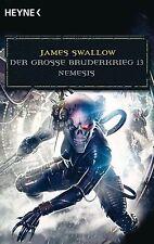 Warhammer 40 000 Nemesis James Swallow Der große Bruderkrieg 13