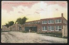 1907 POSTCARD CLAREMONT NH/NEW HAMPSHIRE SULLIVAN MACHINERY FACTORY PLANT