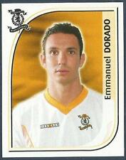 PANINI SCOTTISH PREMIER LEAGUE 2003- #284-LIVINGSTON-EMMANUEL DORADO