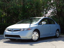 Honda: Civic 4dr Sdn