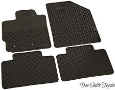 NEW OEM SCION XD 2008-2012 ALL WEATHER FLOOR MATS