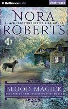 The Cousins o'Dwyer Trilogy: Blood Magick 3 by Nora Roberts (2015, CD,...