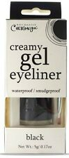 CHERIMOYA CREAMY Gel Eyeliner & Brush Black  Waterproof, Smudgeproof eye liner