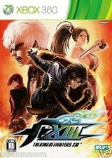 Used Xbox 360 The King of Fighters XIII MICROSOFT JAPAN JAPANESE JAPONAIS IMPORT