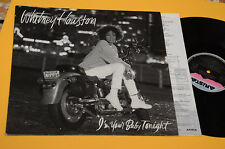 WHITNEY HOUSTON LP I'M YOUR BABY TONIGHT 1°ST ORIG GERMANY 1990 EX++ TOP COLLECT