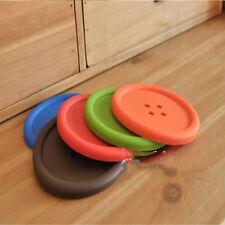 5stk Knopf Untersetzer Botton Glasuntersetzer Bierdeckel Silikon Tasse Halter