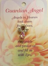 'Guardian Angel' Pin