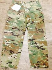 USGI NEW ARMY COMBAT UNIFORM W2 SCORPION CAMO PATTERN PANTS S-XS multicam crye
