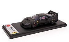 MAKE UP Models 1/43 Ferrari F40 LM TEST AUTOMOBILE-Nero Opaco