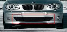 BMW 1 SERIES NEW GENUINE E87 FRONT BUMPER LOWER GRILL 7118161