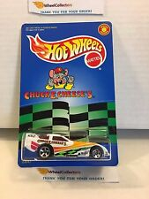 Chuck E Cheese Funny Car * WHITE * Hot Wheels * L6