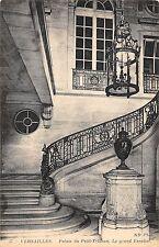 BR71491 versailles palais du petit trianon le grand escalier france