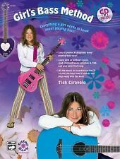 Girl's Bass Method by Tish Ciravolo (Book & CD)