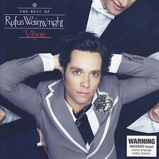 RUFUS WAINWRIGHT - VIBRATE : THE BEST OF CD ~ GREATEST HITS *NEW*