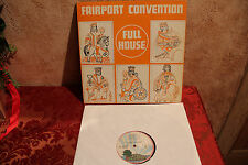 FAIRPORT CONVENTION  -  FULL HOUSE  -  FOC  -