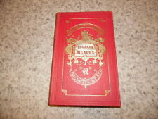 1880.Les deux nigauds.Bibliothèque rose.Comtesse de Ségur