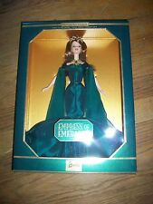 Empress of Emeralds Barbie 2000 Royal Jewel Collection