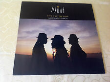 """ASWAD (12""""MAXI) -  """"GIVE A LITTLE LOVE"""" [GER / 1988] M-"""