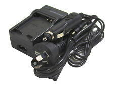 Battery Charger for Sony NP-FH30 NP-FH40 NP-FH50 NP-FH60 NP-FH70 NP-FH100 BC-TRP