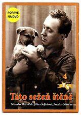 Tato Sezen Stene / Eine verrückte Familie DVD Czech film 1964
