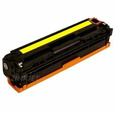 CB542A (125A) Yellow Toner For HP Color LaserJet CM1312 CP1215 CP1515n CP1518ni