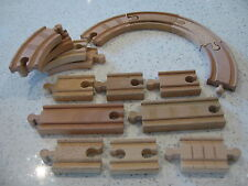 Expansion pack  for your wooden train track  (Ikea,Brio,ELC,Thomas,Tescos) Set h