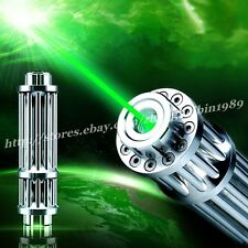 Powerful 532nm Green Laser Pointer Flashlight Presentation  Laser Pen