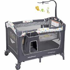 Baby Trend Nursery Bed Play Yard Center Tanzania. Baby Crib