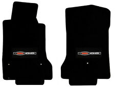 NEW! FLOOR MATS 1997-2004 C5 Corvette With Z06 Embroidered Emblem Logo Pair