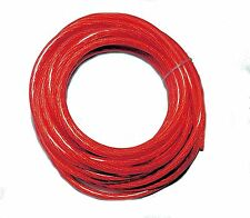8 Gauge Power Wire Red 25' Feet High Quality GA Guage Ground AWG car boat etc