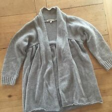 VINCE CASHMERE SWEATER GRAY SMALL