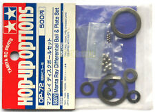 "Tamiya TA01, TA02, TA03, ... Manta Ray Diff Ball & Plate Set (Diff) ""NEW"" 53072"
