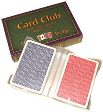 100% Plastic Playing CARD CLUB CASINO LAS VEGAS CARDS*