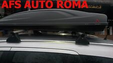 BOX AUTO PORTATUTTO ALL TIME 480 SU BARRE ORIGINALI ASTRA SW SPORTOURER