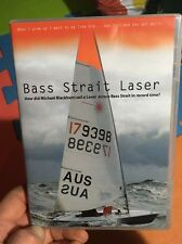 Bass Strait Laser:Michael Blackburn Record Crossing 4.2m Dinghy(UK DVD)Australia
