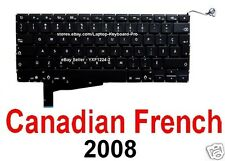Apple MacBook Pro A1286 2008 Keyboard - CF Canadian French