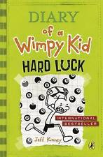 DIARY OF A WIMPY KID HARD LUCK by JEFF KINNEY ~ A modern childrens classic