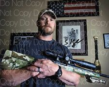 Chris Kyle signed American Sniper 8X10 photo picture poster autograph poster RP4