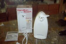 Hamilton Beach 76375 CleanCut Extra-Tall Can Opener CHEAP NO RESERVE