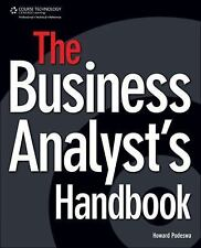 The Business Analyst's Handbook by Howard Podeswa (2008, Paperback)