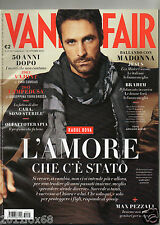vanity fair #41 raoul bova madonna jesus luz vajont max pezzali marine vacth xxx