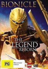 Bionicle - The Legend Reborn [ DVD ] Region 4+2+5, NEW & SEALED, Fast Post..7782