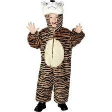 Childrens Kids Fancy Dress Tiger Costume Girls Boys Book Day M 7-9 Years Smiffys