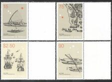 Tonga 2003 Abel Tasman/Exploration/Sailing Ships/Boats/Maps/Transport 4v (s5479)