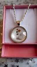 SECRET LIFE OF PETS MAX AND GIDGET  PENDANT   NECKLACE  GIFT BOXED   ,MAGIC