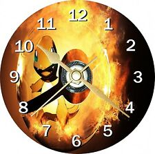 Pokemon 2 Novelty Cd Clock Can be personalised