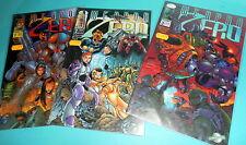 comics WEAPON ZERO image nº 1 -2 Y 3 -buen estado
